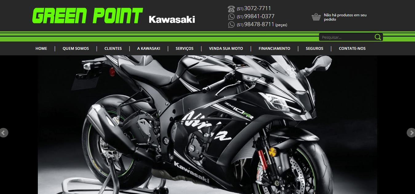 Greenpoint Kawasaki
